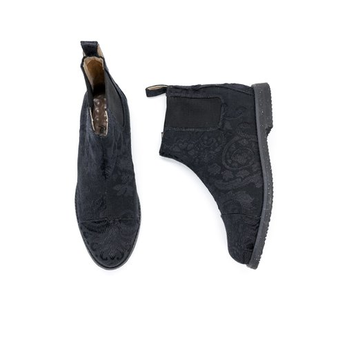 Paisley Night Chelsea Boot